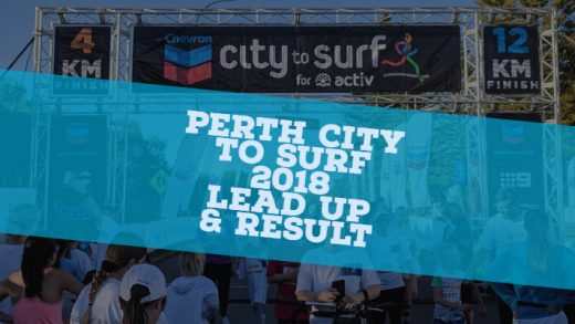 Perth City To Surf 2018