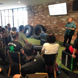 Obesity & Mental Health Talk at Green Zone Joondalup